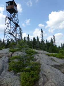 Loon Mt Fire Tower