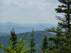 View from Loon Mt