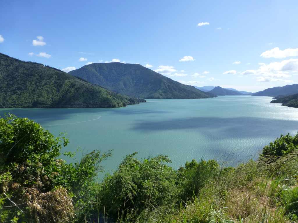 Getting Near Picton