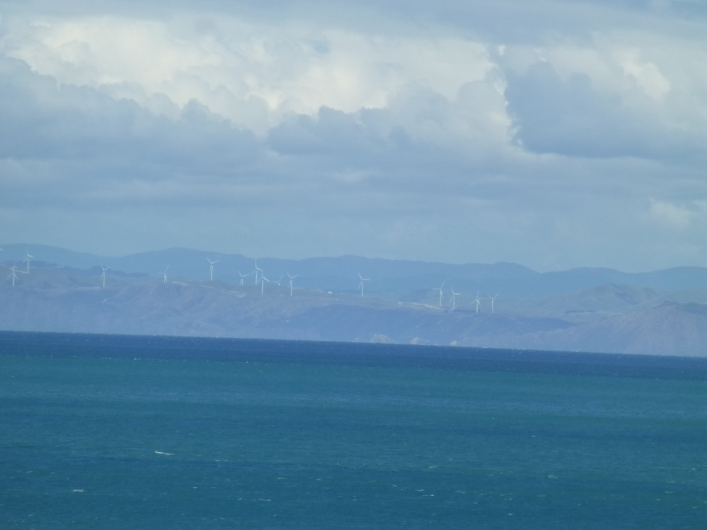 Wind Farm in a Good Spot