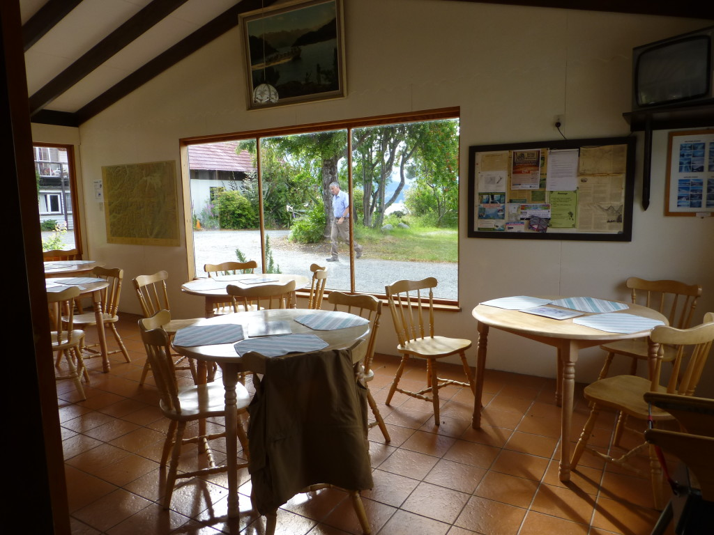 Manapouri Dining Room