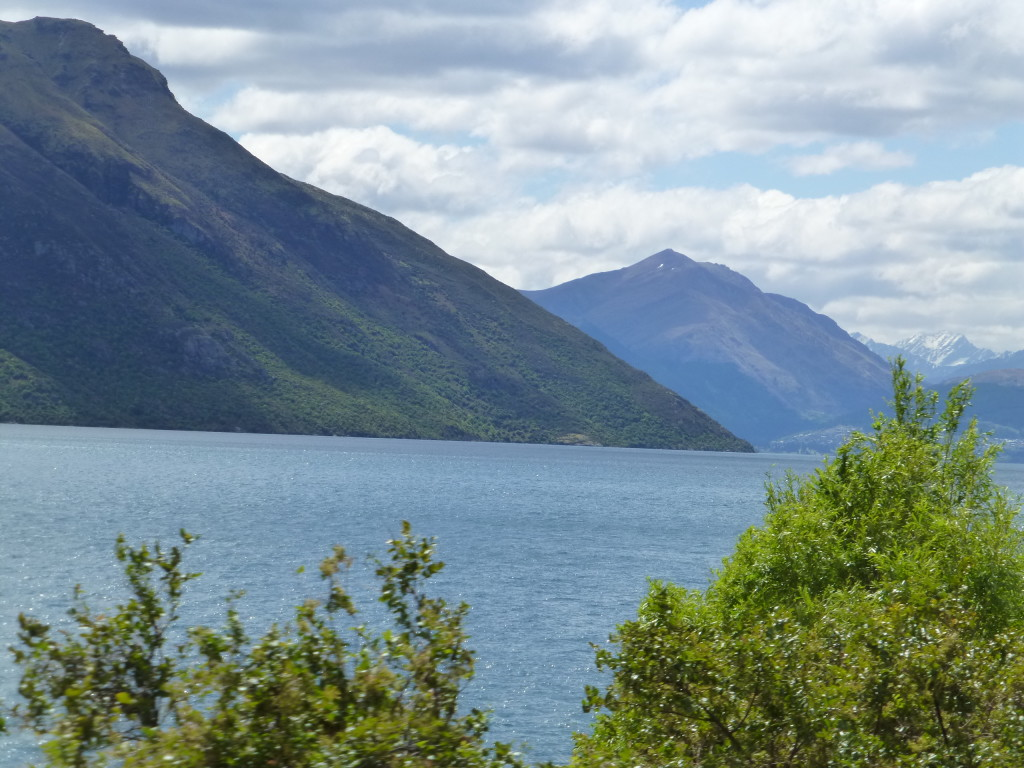 Glacial Lakes Everywhere- Devils Staircase Lookout