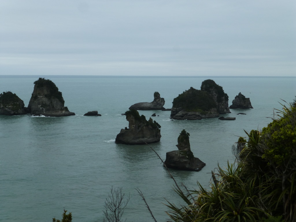Rocks in the Tasman