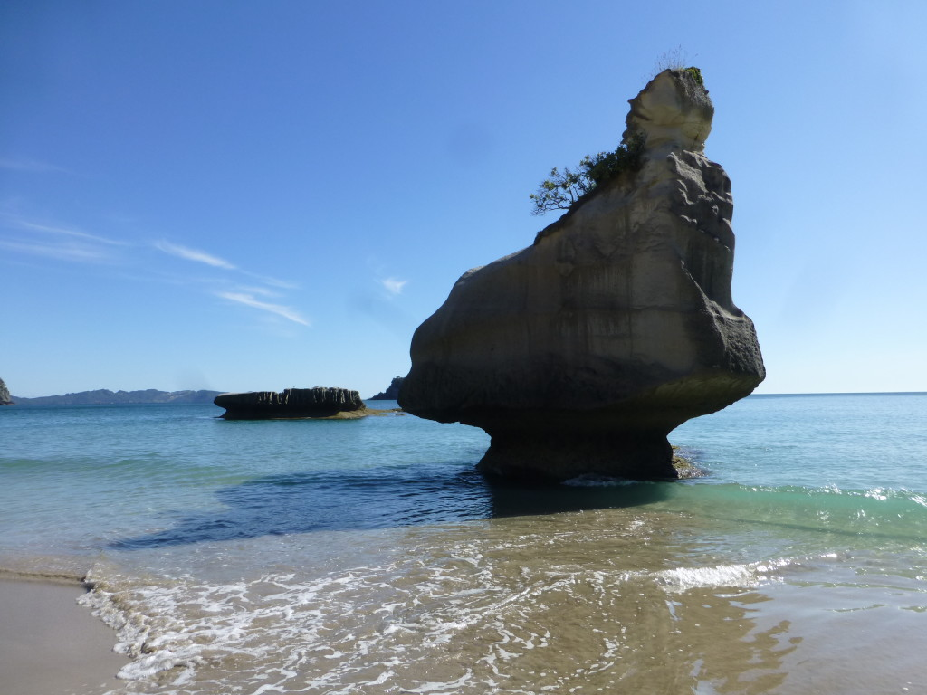 Cathedral Beach Sea Stack