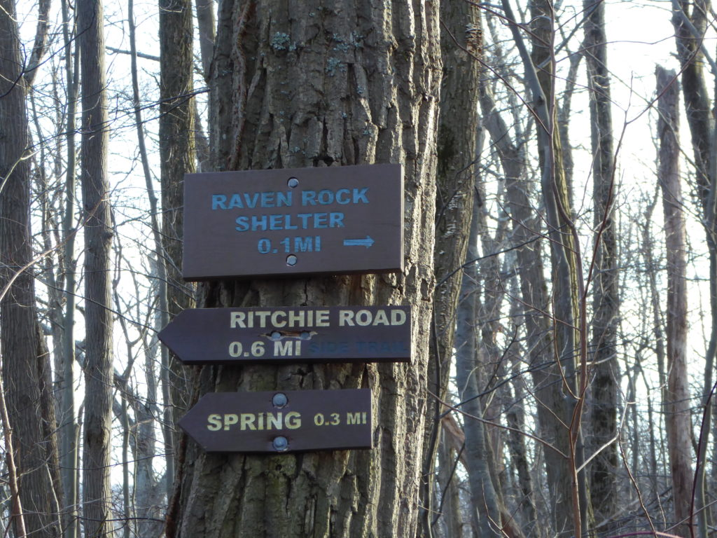 Raven Rock Intersection