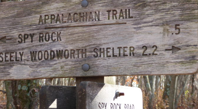 Nelson County Virginia-Spy Rock Hike