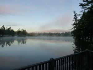 Sunrise On the Far Shore