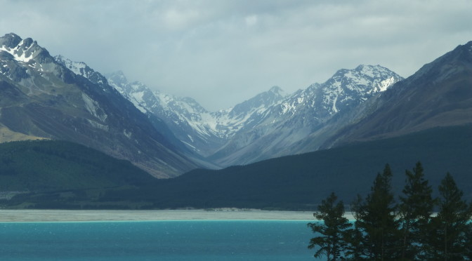 Mount Sunday to Tasman Glacier-Day 4-5