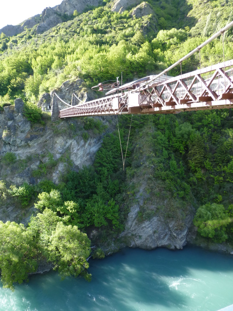 Bungee Jumping Bridge