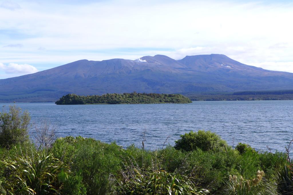 Tongariro Mt