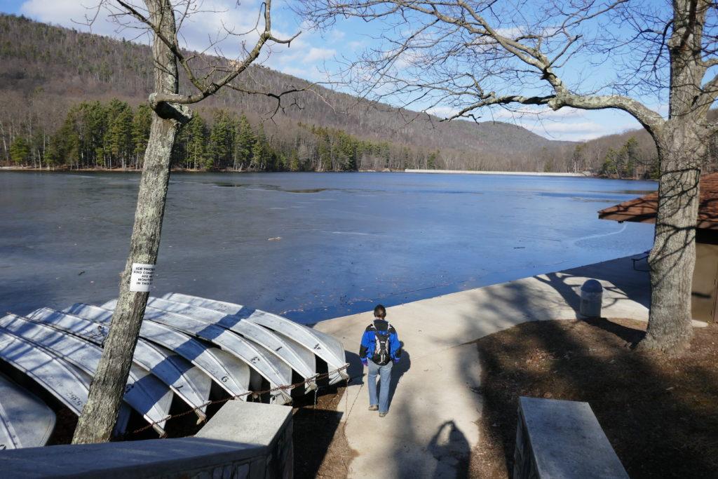 Cowans Gap Lake